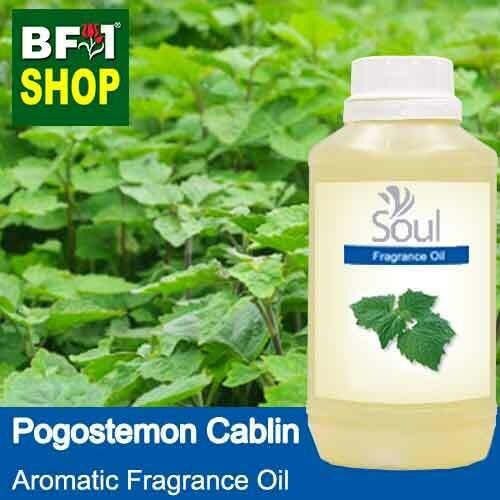 Aromatic Fragrance Oil (AFO) - Pogostemon Cablin - 500ml