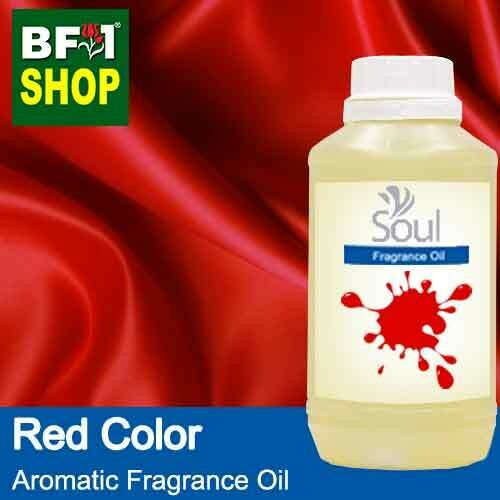 Aromatic Fragrance Oil (AFO) - Red Color - 500ml