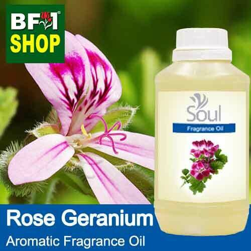 Aromatic Fragrance Oil (AFO) - Rose Geranium - 500ml