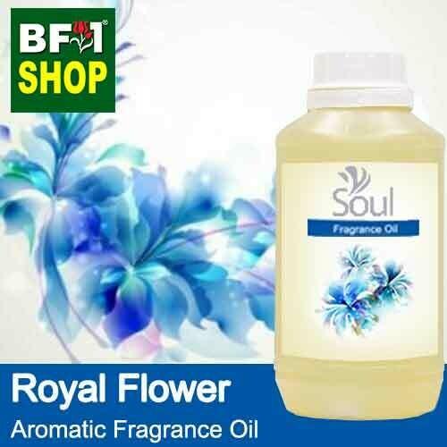 Aromatic Fragrance Oil (AFO) - Royal Flower - 500ml