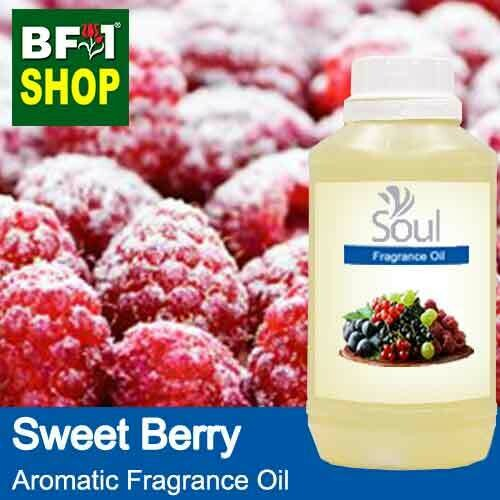 Aromatic Fragrance Oil (AFO) - Sweet Berry - 500ml