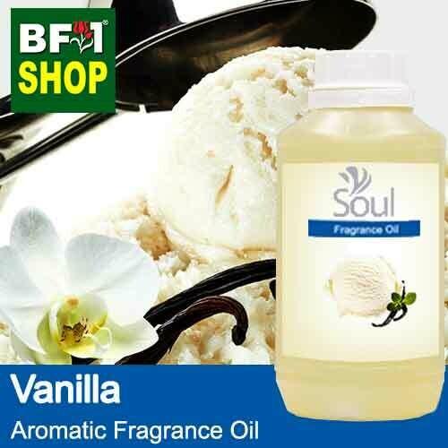 Aromatic Fragrance Oil (AFO) - Vanilla - 500ml