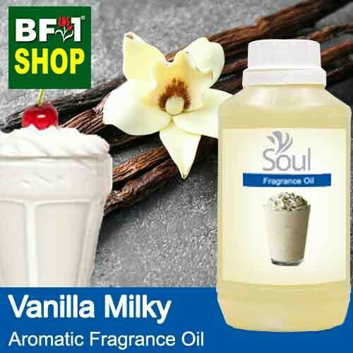 Aromatic Fragrance Oil (AFO) - Vanilla Milky - 500ml