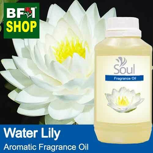 Aromatic Fragrance Oil (AFO) - Water Lily - 500ml