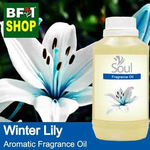 Aromatic Fragrance Oil (AFO) - Winter Lily - 500ml