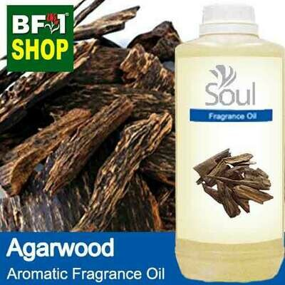 Aromatic Fragrance Oil (AFO) - Agarwood - 1L