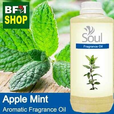 Aromatic Fragrance Oil (AFO) - Apple Mint - 1L