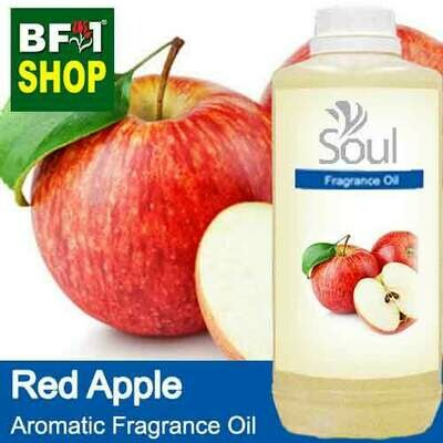 Aromatic Fragrance Oil (AFO) - Apple Red Apple - 1L