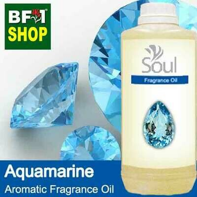 Aromatic Fragrance Oil (AFO) - Aquamarine - 1L