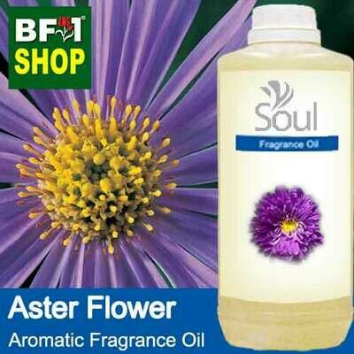 Aromatic Fragrance Oil (AFO) - Aster Flower - 1L