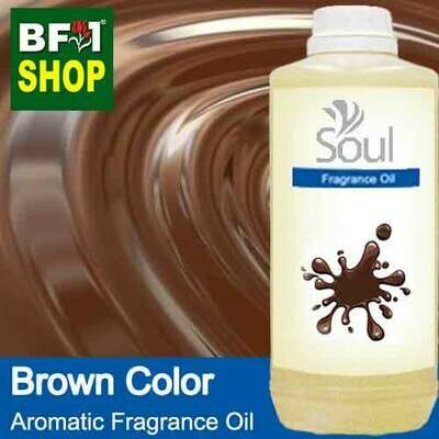 Aromatic Fragrance Oil (AFO) - Brown Color - 1L