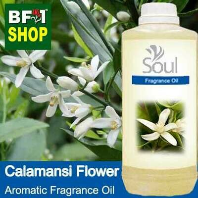 Aromatic Fragrance Oil (AFO) - Calamansi Flower - 1L