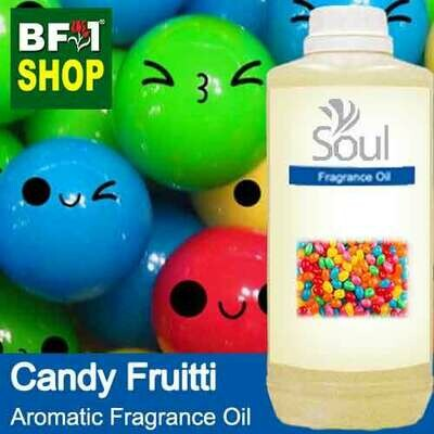 Aromatic Fragrance Oil (AFO) - Candy Fruitti - 1L