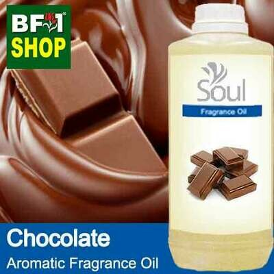 Aromatic Fragrance Oil (AFO) - Chocolate - 1L