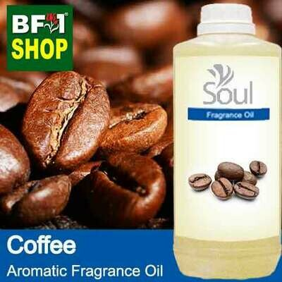 Aromatic Fragrance Oil (AFO) - Coffee - 1L