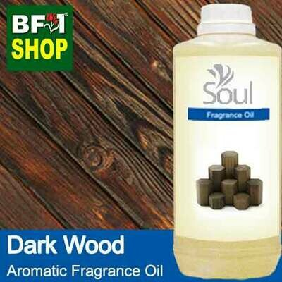 Aromatic Fragrance Oil (AFO) - Darkwood - 1L