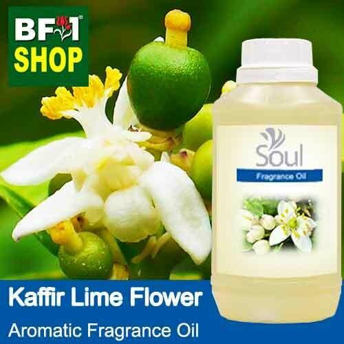 Aromatic Fragrance Oil (AFO) - Kaffir Lime Flower - 500ml