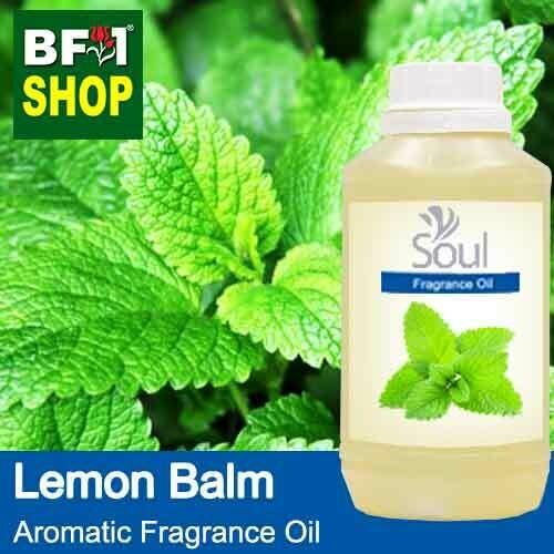 Aromatic Fragrance Oil (AFO) - Lemon Balm - 500ml