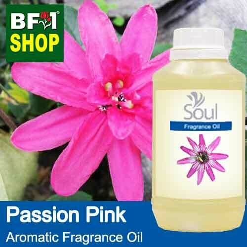 Aromatic Fragrance Oil (AFO) - Passion Pink - 500ml