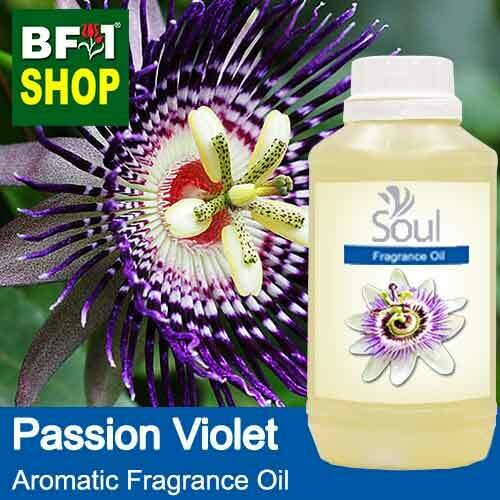 Aromatic Fragrance Oil (AFO) - Passion Violet - 500ml