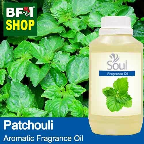 Aromatic Fragrance Oil (AFO) - Patchouli - 500ml