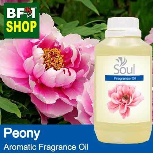 Aromatic Fragrance Oil (AFO) - Peony - 500ml