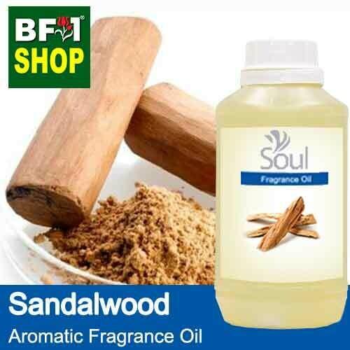 Aromatic Fragrance Oil (AFO) - Sandalwood - 500ml