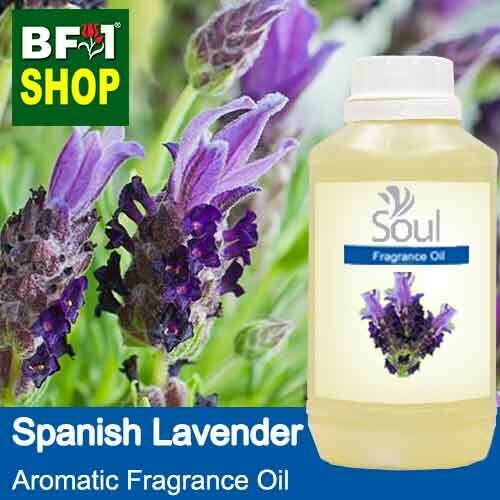 Aromatic Fragrance Oil (AFO) - Spanish Lavender - 500ml