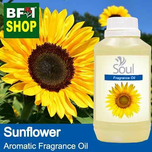 Aromatic Fragrance Oil (AFO) - Sunflower - 500ml