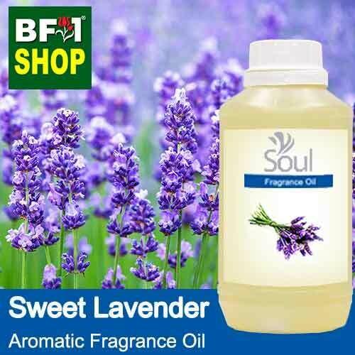Aromatic Fragrance Oil (AFO) - Sweet Lavender - 500ml