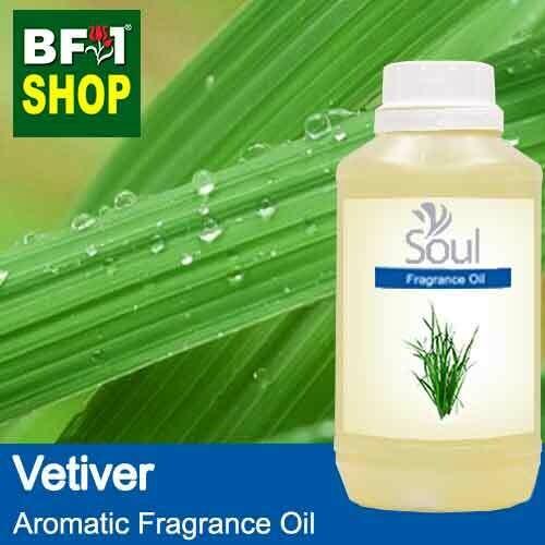 Aromatic Fragrance Oil (AFO) - Vetiver - 500ml
