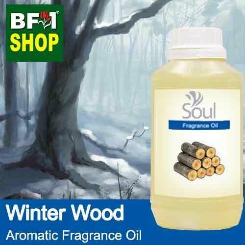 Aromatic Fragrance Oil (AFO) - Winter Wood - 500ml