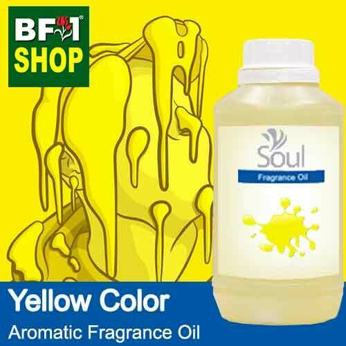 Aromatic Fragrance Oil (AFO) - Yellow Color - 500ml