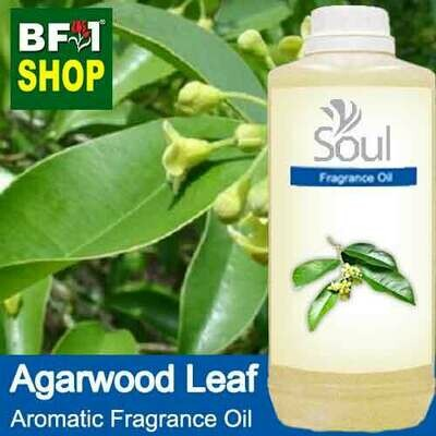 Aromatic Fragrance Oil (AFO) - Agarwood Leaf - 1L