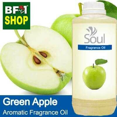 Aromatic Fragrance Oil (AFO) - Apple Green Apple - 1L