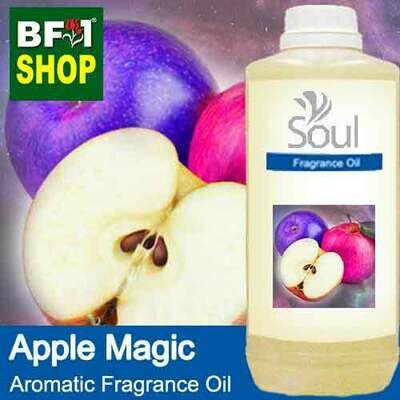 Aromatic Fragrance Oil (AFO) - Apple Magic - 1L