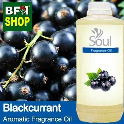 Aromatic Fragrance Oil (AFO) - Blackcurrant - 1L