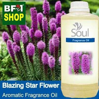 Aromatic Fragrance Oil (AFO) - Blazing Star Flower - 1L