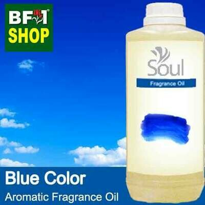 Aromatic Fragrance Oil (AFO) - Blue Color - 1L