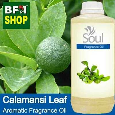 Aromatic Fragrance Oil (AFO) - Calamansi Leaf - 1L