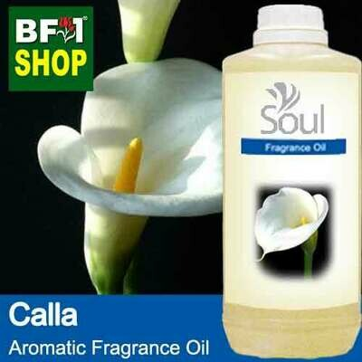 Aromatic Fragrance Oil (AFO) - Calla - 1L