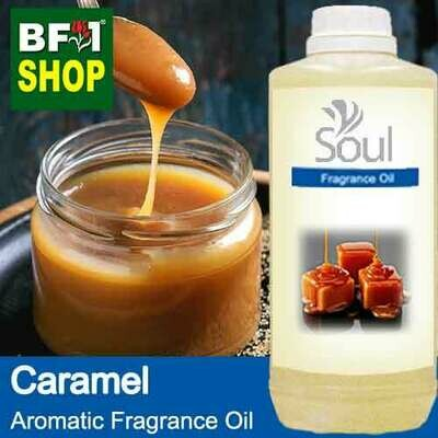 Aromatic Fragrance Oil (AFO) - Caramel - 1L