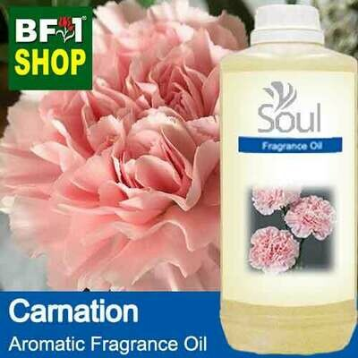 Aromatic Fragrance Oil (AFO) - Carnation - 1L