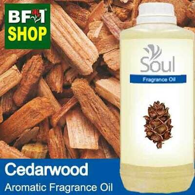 Aromatic Fragrance Oil (AFO) - Cedarwood - 1L
