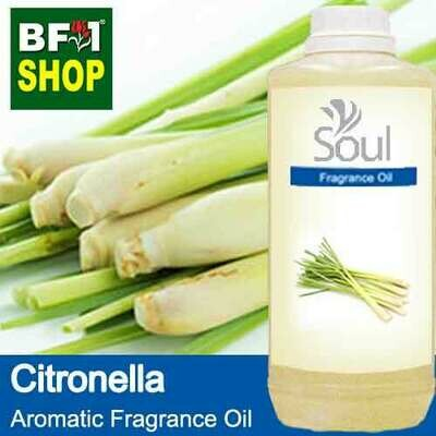 Aromatic Fragrance Oil (AFO) - Citronella - Java Citronella - 1L