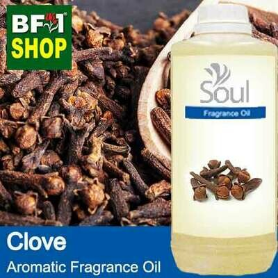 Aromatic Fragrance Oil (AFO) - Clove - 1L