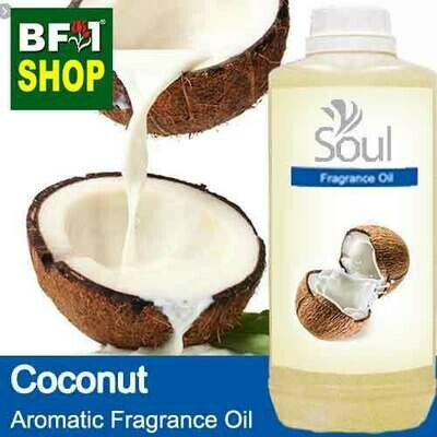Aromatic Fragrance Oil (AFO) - Coconut - 1L