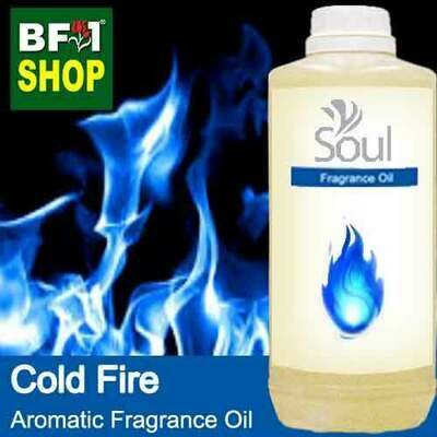 Aromatic Fragrance Oil (AFO) - Cold Fire - 1L
