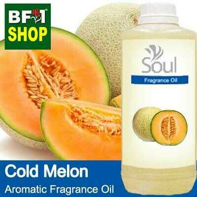 Aromatic Fragrance Oil (AFO) - Cold Melon - 1L