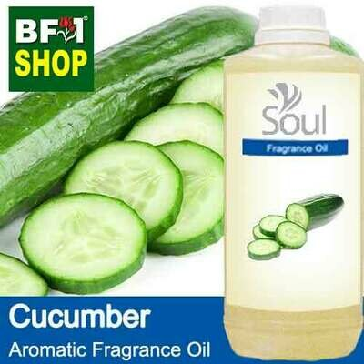 Aromatic Fragrance Oil (AFO) - Cucumber - 1L